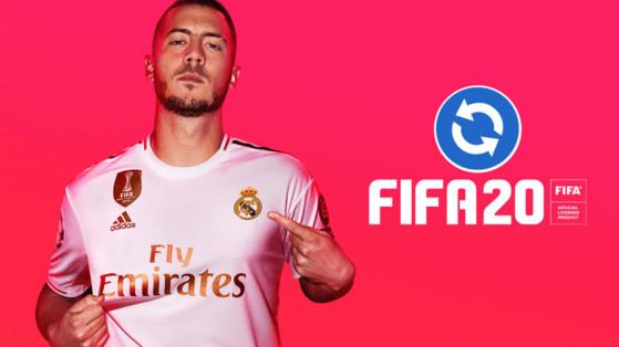 FIFA 20 : mise à jour #5, patch note du 29 octobre 2019