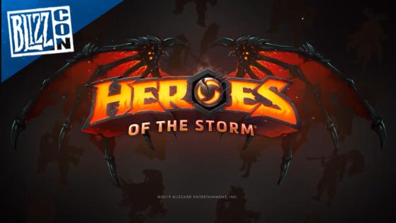 Heroes of the Storm, HOTS : Deathwing, Aile de mort disponible en jeu