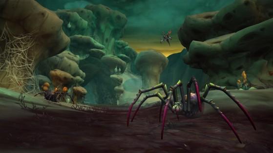 Maldraxxus - World of Warcraft