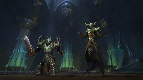 Torghast - World of Warcraft