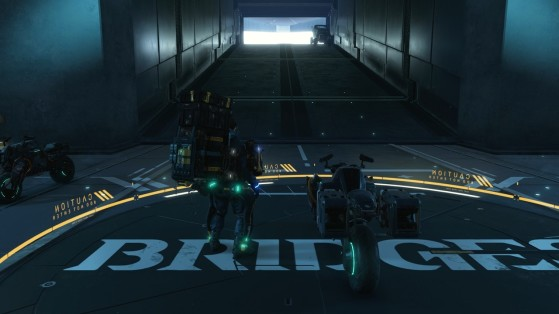 Guide Death Stranding : La moto, astuces, soluce