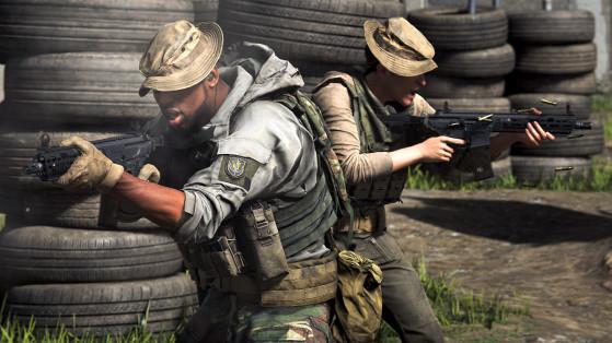 Call of Duty Modern Warfare : mode multijoueur Mêlée générale