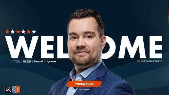 LoL - Mercato : Youngbuck rejoint Excel, Spring Split 2020, LEC