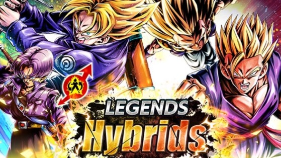 Dragon Ball Legends : événements novembre 2019, Legends Hybrids et Legends Road