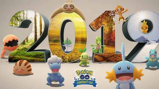 Pokemon GO : Journée Communauté de décembre, Pokemon GO Community Day