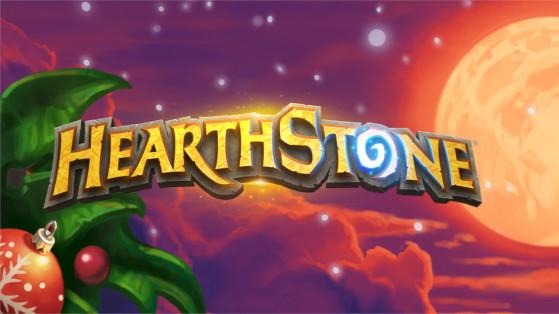 Hearthstone : l'événement de Noël, Le Voile d'hiver est annoncé !