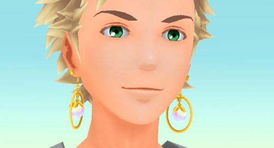 Pokemon Go : boucles d'oreille, nouvel objet cosmétique gratuit