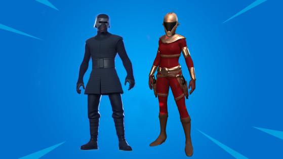 Fortnite x Star Wars : des nouveaux skins bientôt disponibles en jeu ?