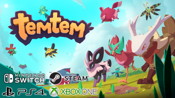 Test Temtem, early access sur PC