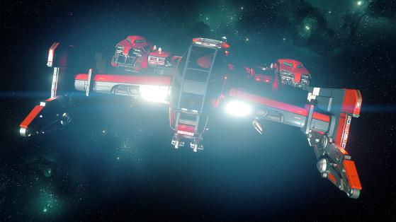Star Citizen : Le patch 3.8.1 est accessible à tous sur le PTU