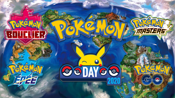 Pokémon Day 2020, annonces