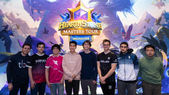 Hearthstone : Deck du Top 4 Masters Tour Arlington