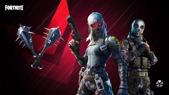 Fortnite : mode temporaire Opération Destruction, search and destroy