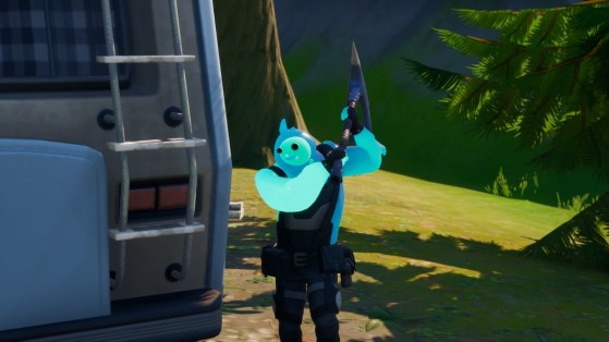 Fortnite : mise à jour 11.50.1, patch correctif du bug des points faibles
