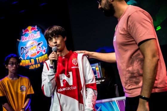 ASM Wawa, grand gagnant de la Red Bull Japan 2019 contre Kazunoko - Millenium