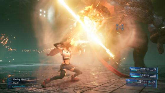 True Strike - Final Fantasy 7 Remake