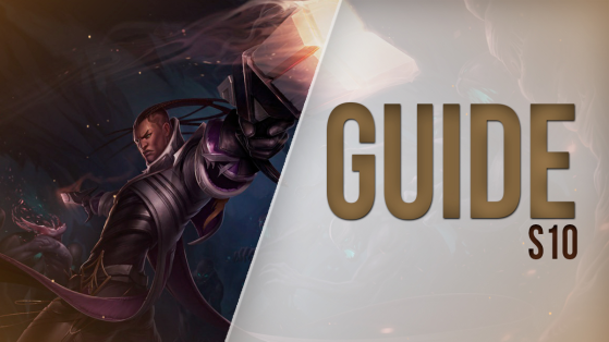 Guide LoL Lucian, Mid, S10