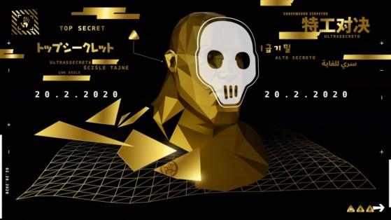 Fortnite saison 2 : nouveau teaser Message censuré, Transmission interceptée