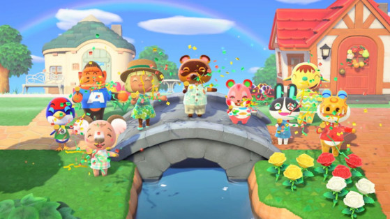 Animal Crossing New Horizons : liste des personnages spéciaux et leurs fonctions