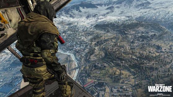 Call of Duty Warzone : armures et régénération de vie