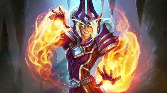 WoW : Présentation du Mage, Guide débutant, Classe World of Warcraft