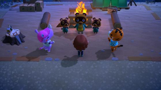 Animal Crossing New Horizons : comment recommencer le début du jeu ?