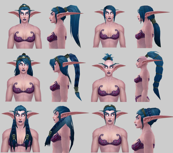 Fan-art par Arcane-Villain - World of Warcraft