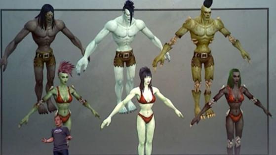Aperçu officiel des Morts-vivants lors de la BlizzCon 2019 - World of Warcraft