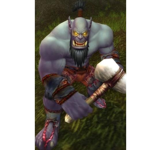 Un Orc du clan Gueule-de-Dragon - World of Warcraft