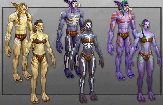 Aperçu officiel des Trolls lors de la BlizzCon 2019 - World of Warcraft