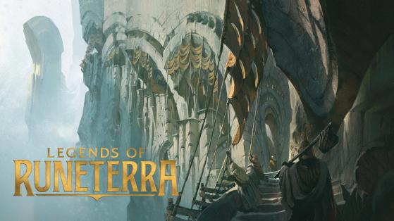 Legends of Runeterra-LoR : Bligewater et Targon dataminés Runeterra, nouveaux héros, extension