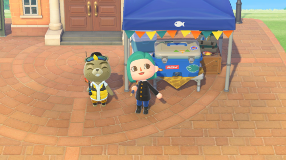 Animal Crossing New Horizons : Pollux, tournoi de pêche, comment y participer ?