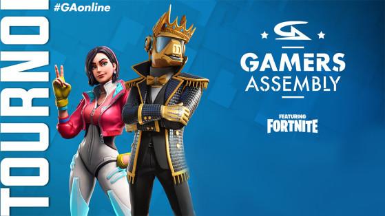 Fortnite : Gamers Assembly Online, infos, dates, format et cashprize