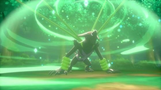Pokémon Épée et Bouclier : l'attaque signature de Zarude dévoilée