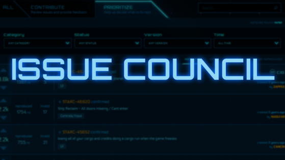 Star Citizen : l'Issue Council