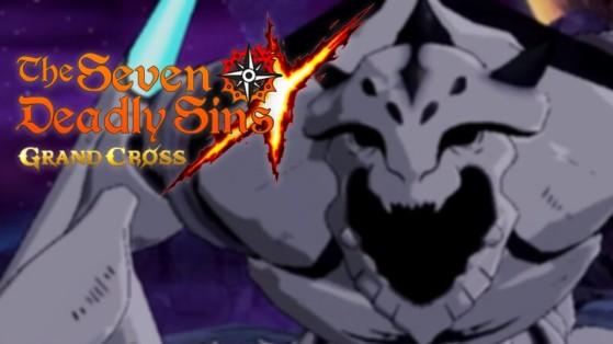 Seven Deadly Sins Grand Cross : guide Boss de guilde, comment le battre, meilleure équipe