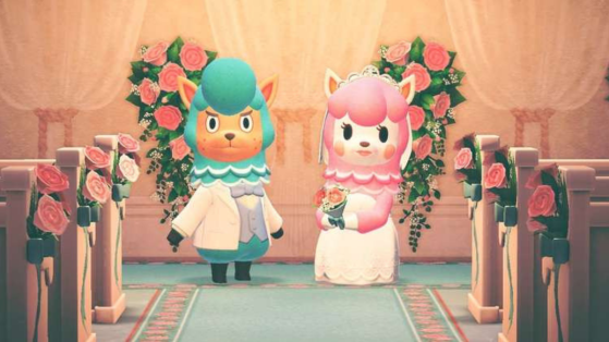 Animal Crossing New Horizons : evenement mariage, le guide complet