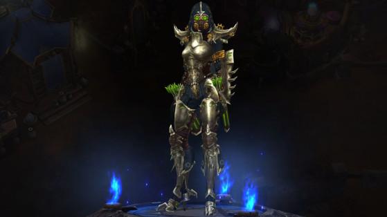 Diablo 3 : Build Chasseur de démons Atour des terres d'Effroi