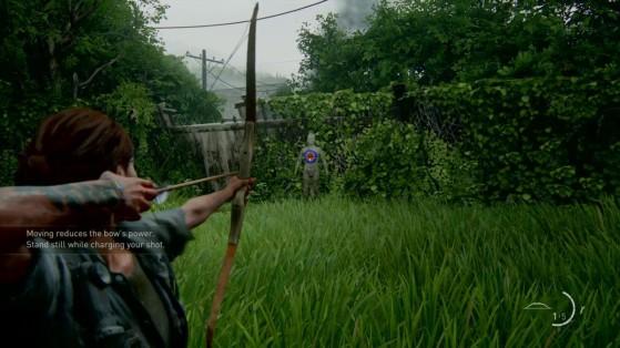 Si vous ne l'avez pas encore, demi-tour. - The Last of Us 2