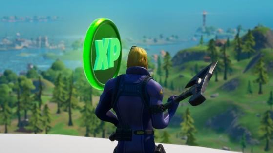 Fortnite : pièces XP, expérience bonus semaine 2