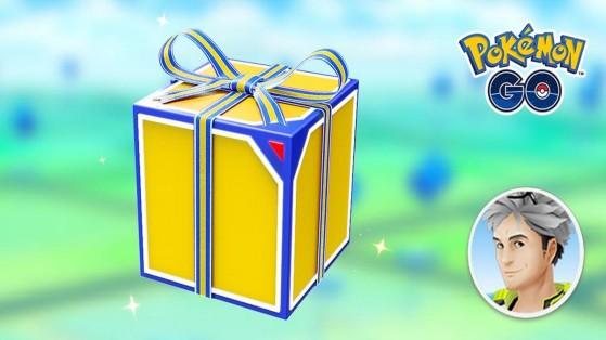 Pokémon GO : Cadeau et Pokémon du jour