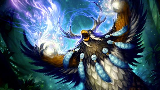WoW Shadowlands : Bonus légendaires du Druide, objets légendaires