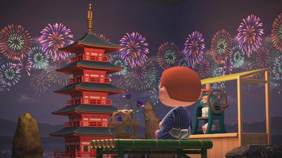 Animal Crossing New Horizons : nouveaux objets saisonniers d'aout
