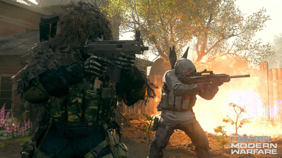 Modern Warfare Warzone : contenu exclusif PS4 de la saison 5