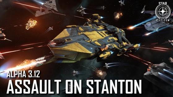Star Citizen : Patch alpha 3.12