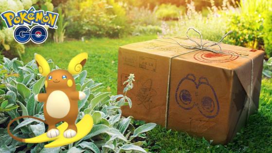 Pokemon GO : Raichu d'Alola, récompense phase d'étude de septembre