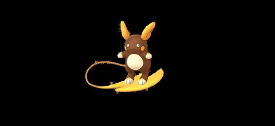 Version shiny - Pokemon GO