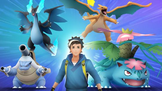 Pokémon GO : Méga-Raids, événements de Septembre