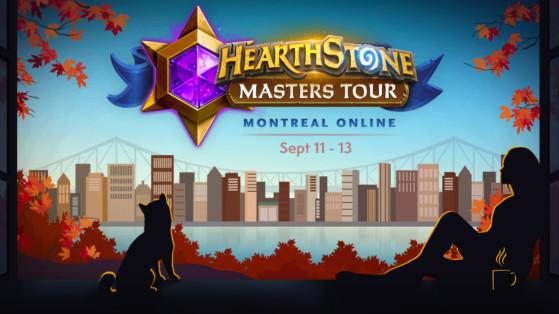 Hearthstone Masters Tour Montreal Online : Guide du spectateur, lieu, cashprize, format, date