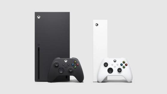 Xbox Series S, Xbox Series X : Les différences entre les deux versions